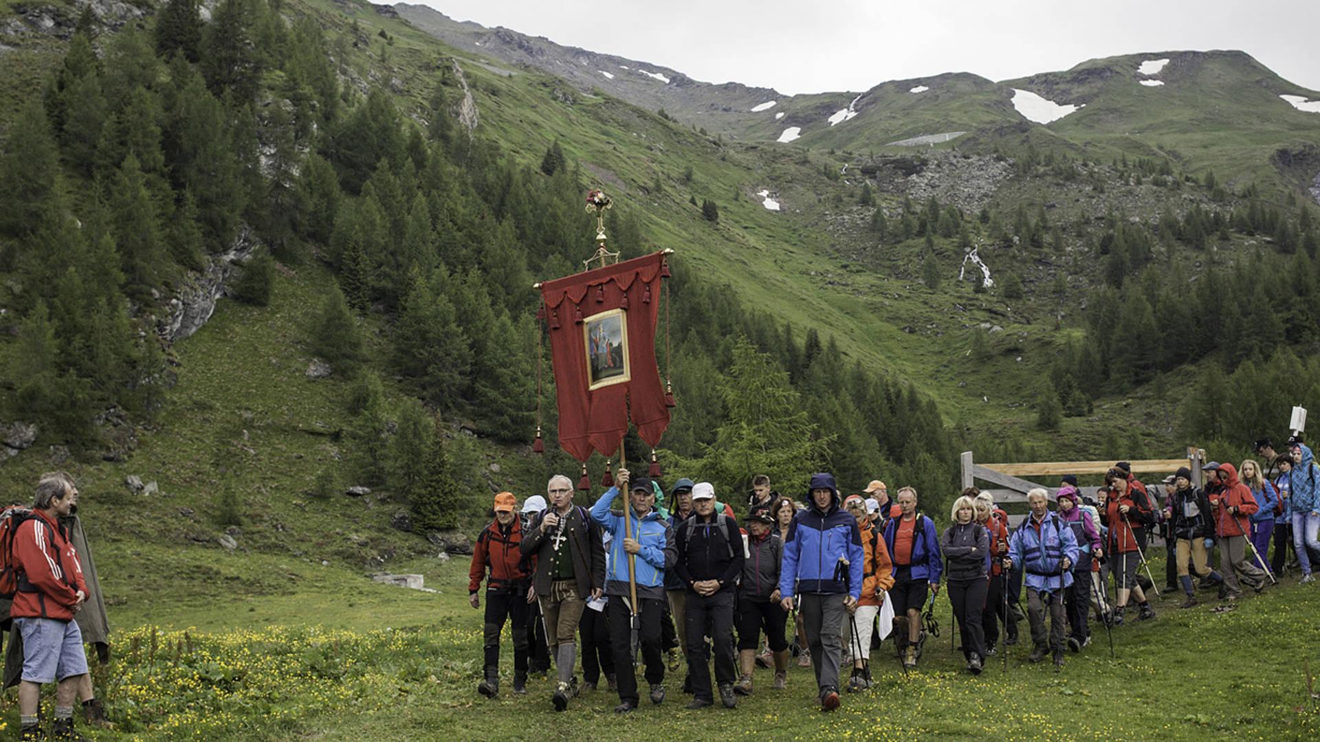 Glocknerwallfahrt - Raurisertal - Urlaub in den